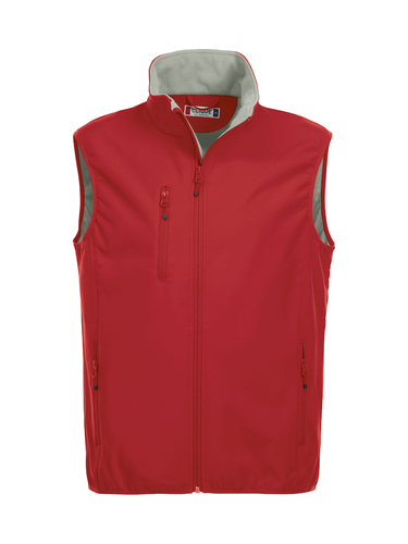 GILET BASIC SOFTSHELL VEST