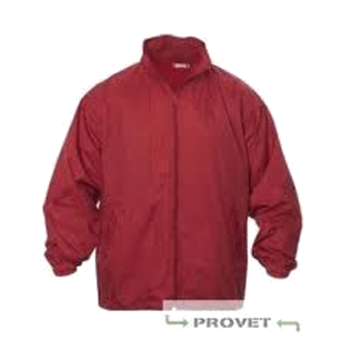 GIUBBINO WINDBREAKER `WINDON` FODERATO IN RETE