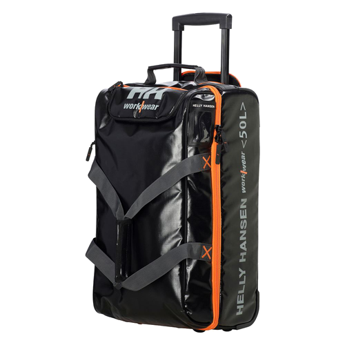 TROLLEY BAG H/H 50 L COL. NERO
