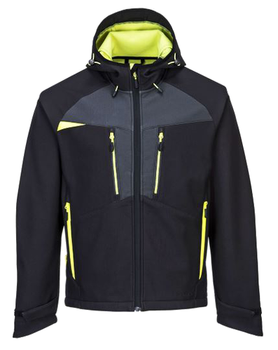 GIACCA SOFTSHELL DX4